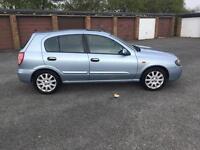 Nissan almera 1.5 £500
