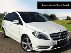 Mercedes-Benz B Class B180 CDI BLUEEFFICIENCY SPORT (white) 2013-03-22