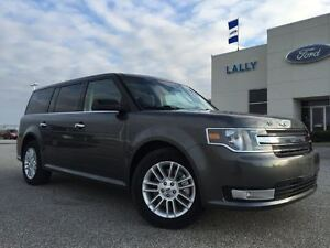 2015 Ford Flex SEL FWD Leather Moonroof Navigation