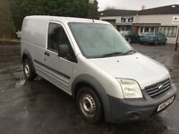 2012 Ford transit connect 1.8 tdci in silver 12 months mot/3 months parts and labour warranty