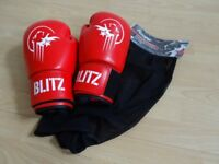NEW Red Boxing Gloves
