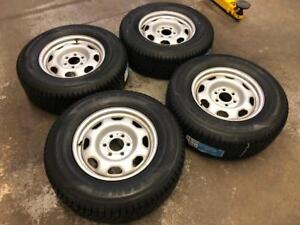 17 FORD F-150 OEM Wheels 6x135 and Winter Tires 265/70R17 (Ford F150) Calgary Alberta Preview