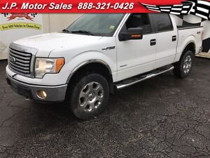 2011 Ford F-150 XLT, Crew Cab, Automatic, 4*4, Only 70,000km