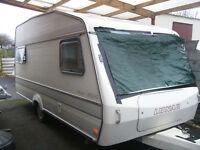 caravan lunar micron 460-5 spares or repairs