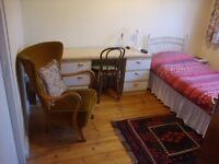 single (£ 60 p/w)and double room (£70 p/w) for rent - plus £ 10 p/w for utility bills