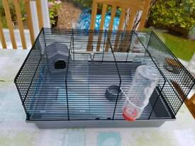 Hamster Cage suitable for Dwarf and Syrian Hamsters