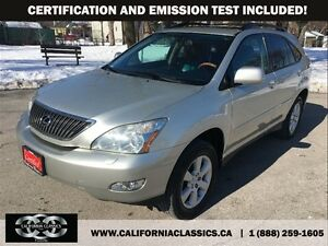 2007 Lexus RX 350 NAV LEATHER SUNROOF - 4X4