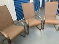6 cantaleev outdoor garden chairs