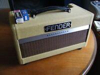 Fender Bassbreaker head