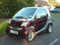 AUTOMATIC SMART CAR PASSION,700CC