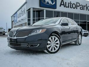 2013 Lincoln MKS LOADED| EcoBoost| AWD| Heated Leather|