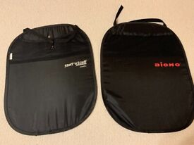 Car Seat Back Protectors and Organisers