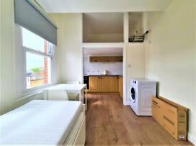 Studio flat in Mill Lane, Kilburn NW6