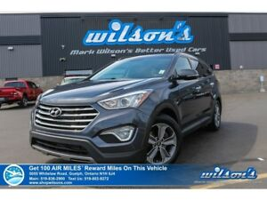 2013 Hyundai Santa Fe XL XL LIMITED | AWD | PANO | LEATHER | REA