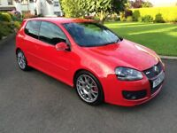 VW Golf GTI Limited Edition 30 Tornado Red. Brilliant Condition. Factory Standard no Modifications