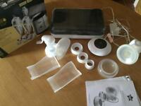 Tommee Tippee Manual & Electric Breast Pump Kit