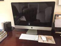 "Apple iMac 27"" Desktop Computer"