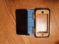 iPhone 5 16G in Otter box Military case