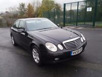 Mercedes Benz E Class 3.0 V6 E280 CDI Executive SE 7G Tronic 4dr