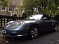 2002 Porsche Boxster S 3.2 FULL SERVICE HISTORY GREAT CAR BARGAIN PRICED TO SELL