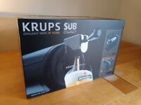 Krups Sub Compact Draught Beer BNIB