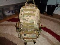 Multicam Camo 40L Backpack