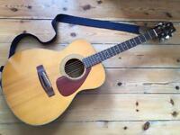 Yamaha FG 170 acoustic guitar vintage 1974