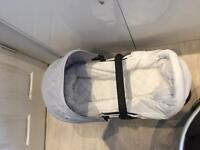 Mothercare Travel System with Pneumatic Tyres