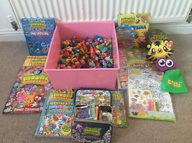 Huge collection of Moshi Monsters!!