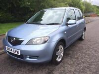 Mazda2 1.4 Capella 5dr, LOW MILES , LONG MOT 2005