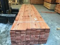 Decking Boards 40x125mm Premium Thickness