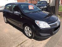 Vauxhall Astra 1.6 16v Club 5 door - 2007, ONLY 63K Miles, 12 Months MOT, 6 Services, 2 Lady Owners!