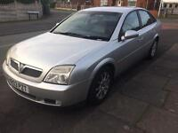 Vauxhall vectra ELITE 2.2 DTI (top spec)