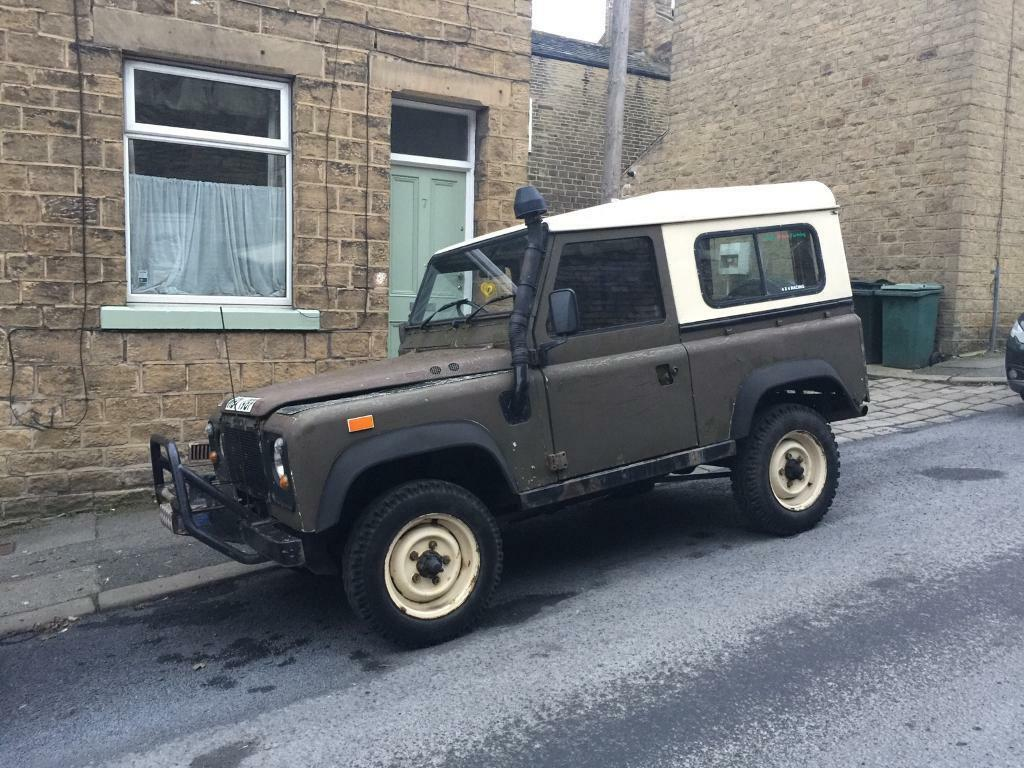 land rover series 3 1968 88 defender front fairey winch in shipley west yorkshire gumtree. Black Bedroom Furniture Sets. Home Design Ideas
