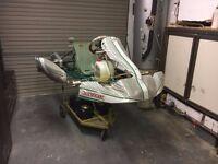 Racing Tonykart KART gokart- Dec 2015