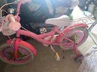 Girls LOL bike