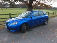 Spares or repair, Mazda 3, Diesel, 2005, 85,000 miles, MOT until April 2018