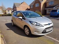 2009 Ford Fiesta 1.6 Tdci Econetic Genuine 69k Full History '0 Road Tax' Only 1 P/Owner