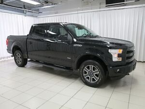 2016 Ford F-150 HURRY IN TO SEE THIS BEAUTY!! LARIAT SPORT 4X4 4