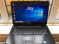 4GB Dell HD Laptop 320GB,,Window10,Microsoft office ,Ready to use