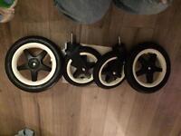 Bugaboo Donkey Wheels set of 4