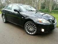 LEXUS IS220 DIESEL 2006*FSH*HUGE SPEC*LEATHER*CAMERA*NAV*DVD*S/HIST*MINT CONDITION#AUDI#BMW#MERCEDES