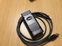 OPCOM Vauxhall diagnostic tool