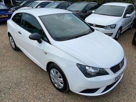 SEAT IBIZA 1.2 S SPORTCOUPE 3DR PETROL MANUAL 2012(62)* IDEAL FIRST CAR* CHEAP INSURANCE