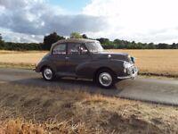 Morris minor 1969 genuine convertible