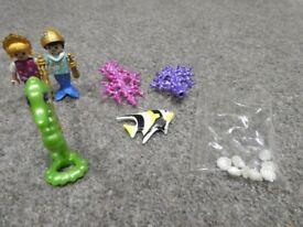Playmobil 4814 Mermaid Prince and Princess