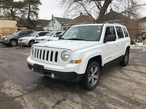 2016 Jeep Patriot High Altitude | LEATHER | ROOF | 4X4 London Ontario image 3
