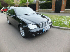 Mercedes-Benz C180 Kompressor 1.8 auto 2007 Sport Edition