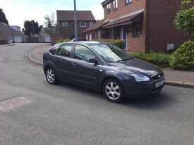 Diesel 08 reg Ford Focus facelift model with 12 months mot , px welcome