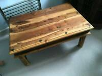 Jali/Sheesham Coffee Table